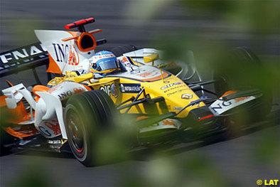 Formule 1 - Alonso: Aucune illusion sur le sort de Renault en 2009