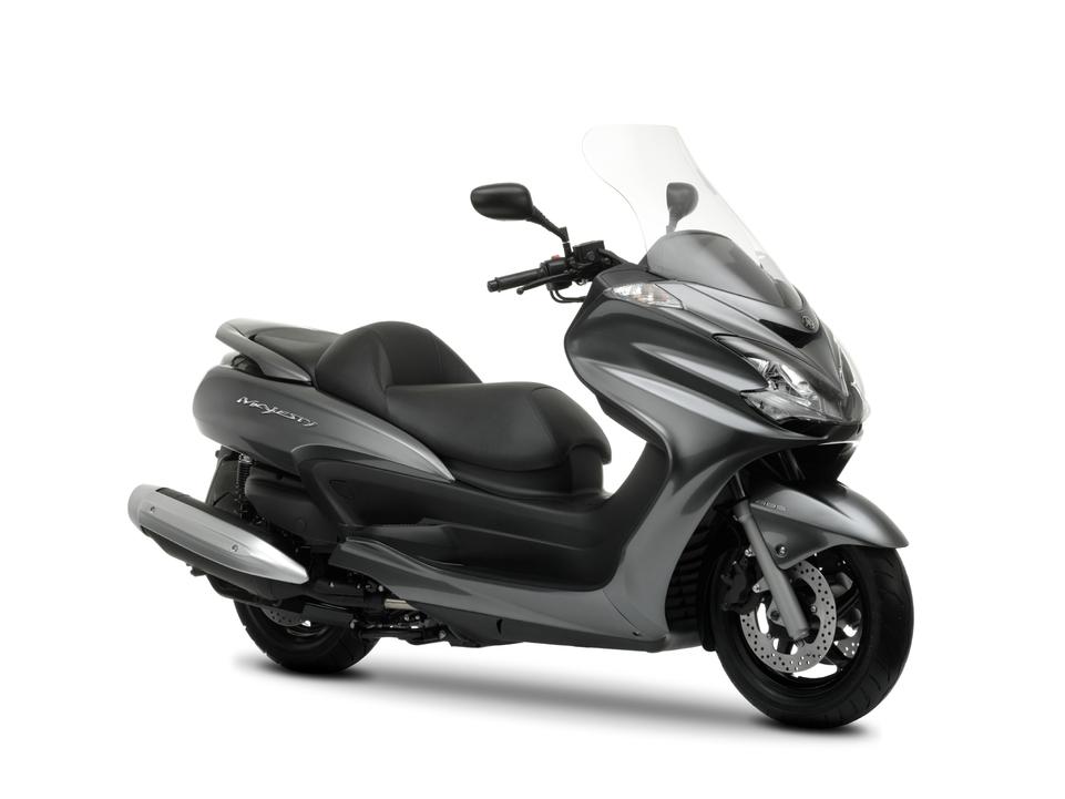 Nouveauté 2009 : Yamaha Majesty 400 ABS : Moderne et Sécurisant