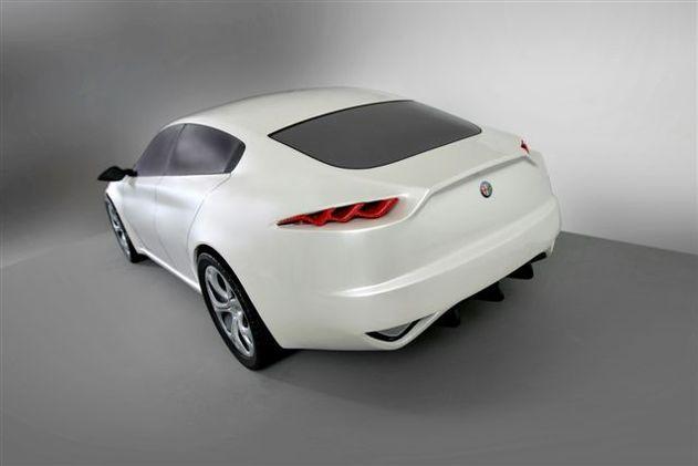 Design SPD Milan : propositions pour haut de gamme Alfa Romeo