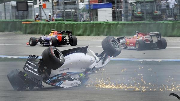 F1 - GP d'Allemagne : Rosberg et Mercedes maîtres à domicile