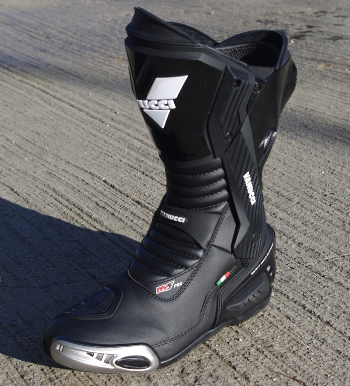 Vanucci bottes RV5 Pro, l'essai