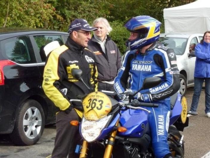 Moto Tour Series et Yamaha: Éric de Seynes nous en parle
