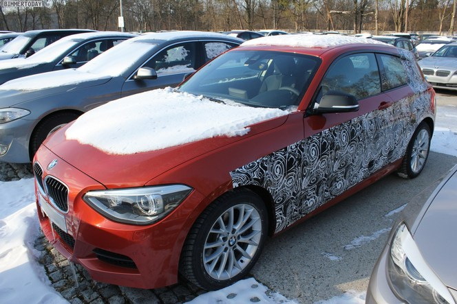 La BMW M135i xDrive se découvre