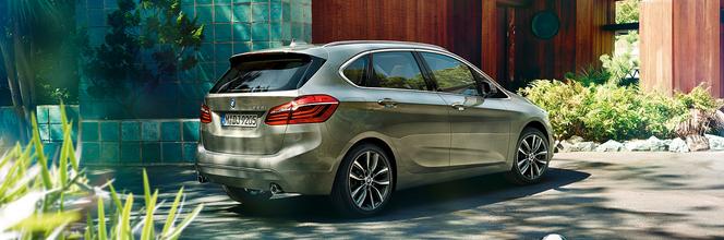 Pour BMW, la Série 2 Active Tourer sera une auto de forte conquête