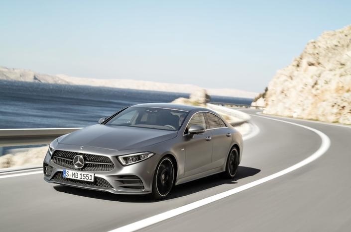 585ch pour le nouveau Mercedes-AMG G 63 (2018)