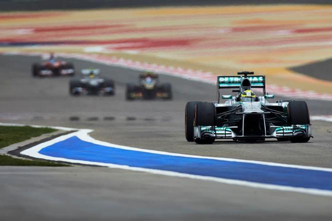 F1 GP de Barheïn - Qualifications : au tour de Nico Rosberg de mettre Mercedes en pole