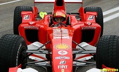 Moto GP - Rossi: Ferrari pense qu'il aurait pu vaincre en Formule 1