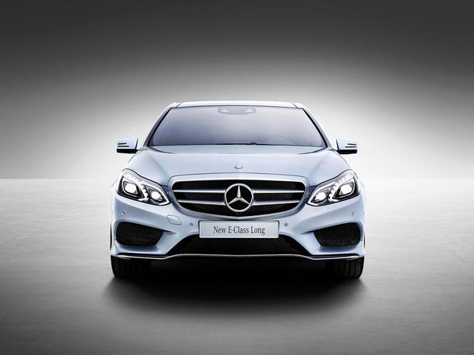Salon de Shanghai 2013 - Mercedes Classe E L