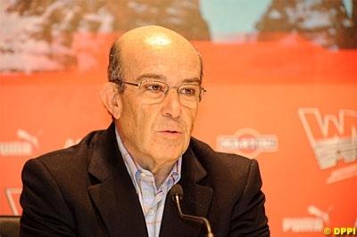 """Moto GP - Ezpeleta: """"Limiter l'électronique est la prochaine étape"""""""
