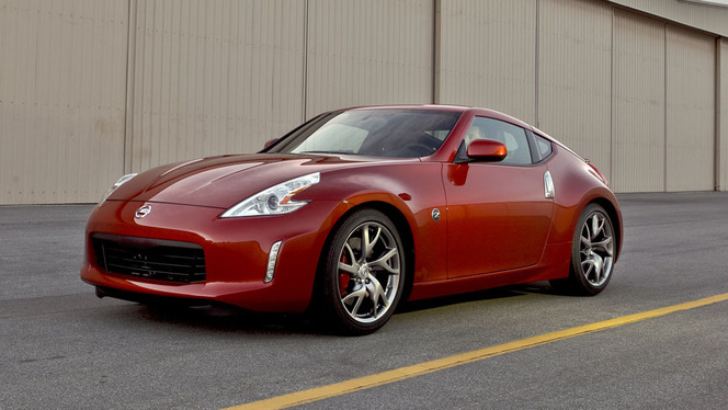 La Nissan 370Z restylée pour 2012