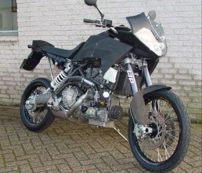 Moto Diesel : progrès à reculons ?