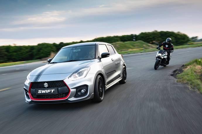 Suzuki : Swift Sport