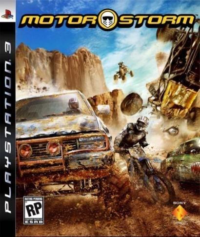 Jeux vidéo : Motorstorm