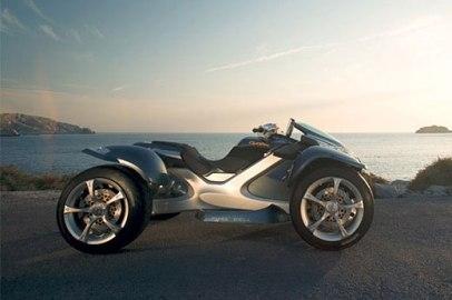 Prototype : Peugeot Quark