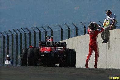 """Formule 1 - Massa: """"Nous ne pouvons plus répéter certaines erreurs"""""""