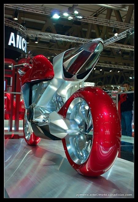 Nouvelle Honda VFR : Et si c'était pour 2010 !?