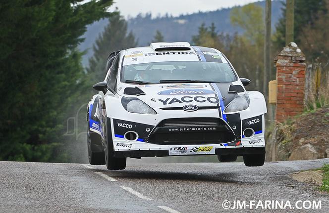 Rallye Lyon-Charbonnières 2013 : la première de Maurin, toutes les photos de Jean-Marie Farina
