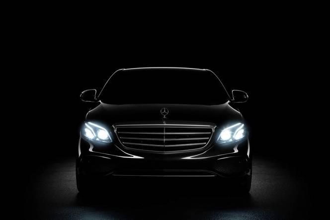 Voici le regard de la Mercedes Classe E