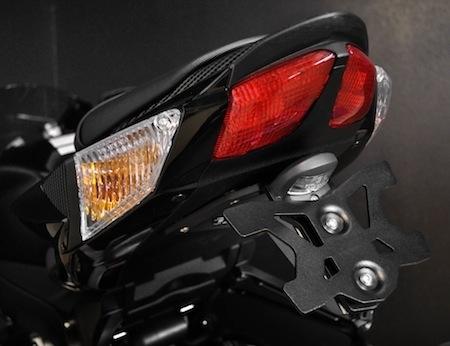 Top Block s'occupe de la Suzuki GSX'R 600 et 750 (2011)
