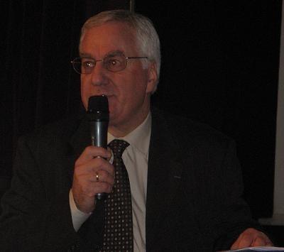 Caradisiac à la Conférence de Presse de la FFM: Jean Pierre Mougin veut assurer à la moto un développement durable
