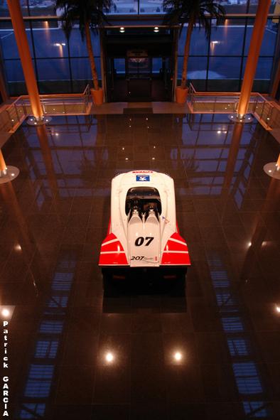 LMS Monza: une séance d'essai pour Peugeot
