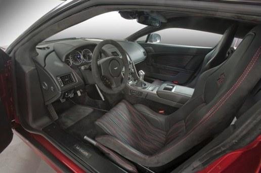 Aston Martin V12 Zagato: la version de série