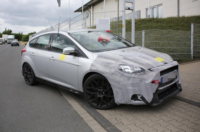 Future Ford Focus RS : en 2016 avec 330 ch ?