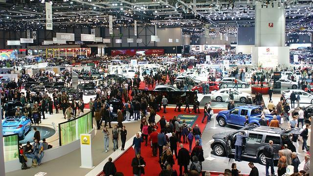 Salon de Genève 2011 : demandez le programme !