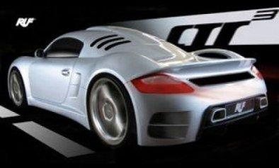 Porsche Cayman CTR3 by Ruf : 700 ch !