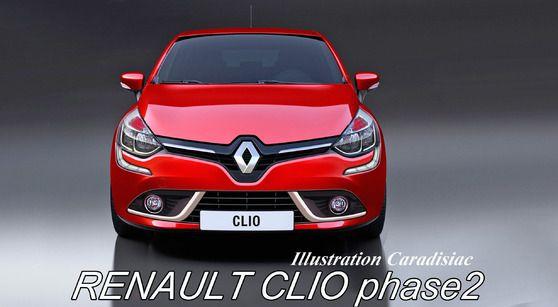 Calendrier des nouveautés 2016 - Citadines : les stars françaises Citroën C3 et Renault Clio changent bientôt !