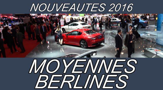 Calendrier des nouveautés 2016 - Moyennes berlines : la Toyota Prius 4 se découvre une rivale, la Hyundai Ioniq