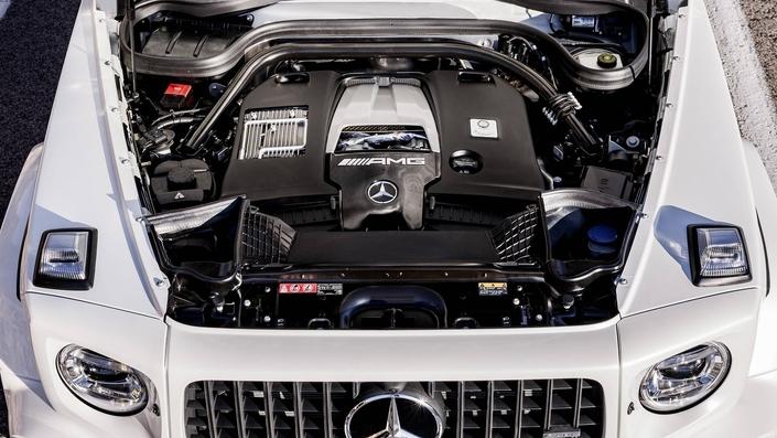 Mercedes dévoile le Classe G63 AMG