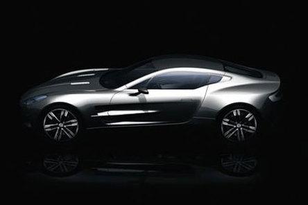 Future Aston Martin code One-77 : aussi chère qu'une Veyron ! (ajout photos HD)