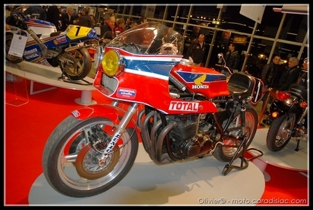 Salon Moto Légende 2008 : Honda fête les 40 ans de la CB 750, mais pas que…