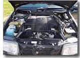 Mercedes E 500 (série W124) :   éloge de la discrétion