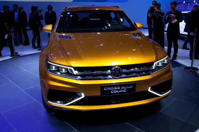 En direct du Salon de Shanghai 2013 - Cap sur le luxe et les crossovers