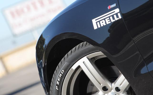 Pirelli : nouvelle gamme F1 et P Zero Silver, un pneu de route en série limitée [bonus : nos photos des F1 2012]