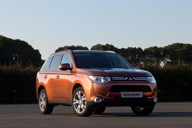Genève 2012 : voici le nouveau Mitsubishi Outlander