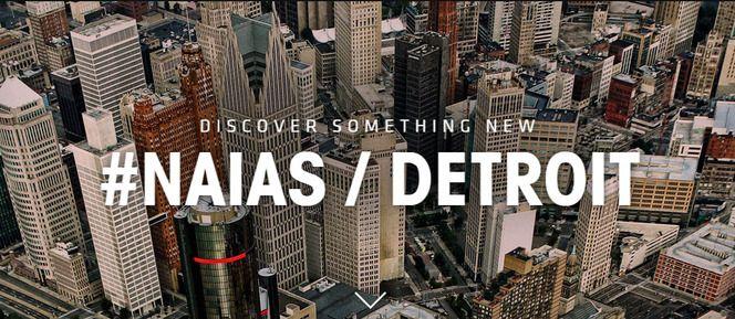 Salon de Detroit 2016 : le renouveau de l'automobile aux USA