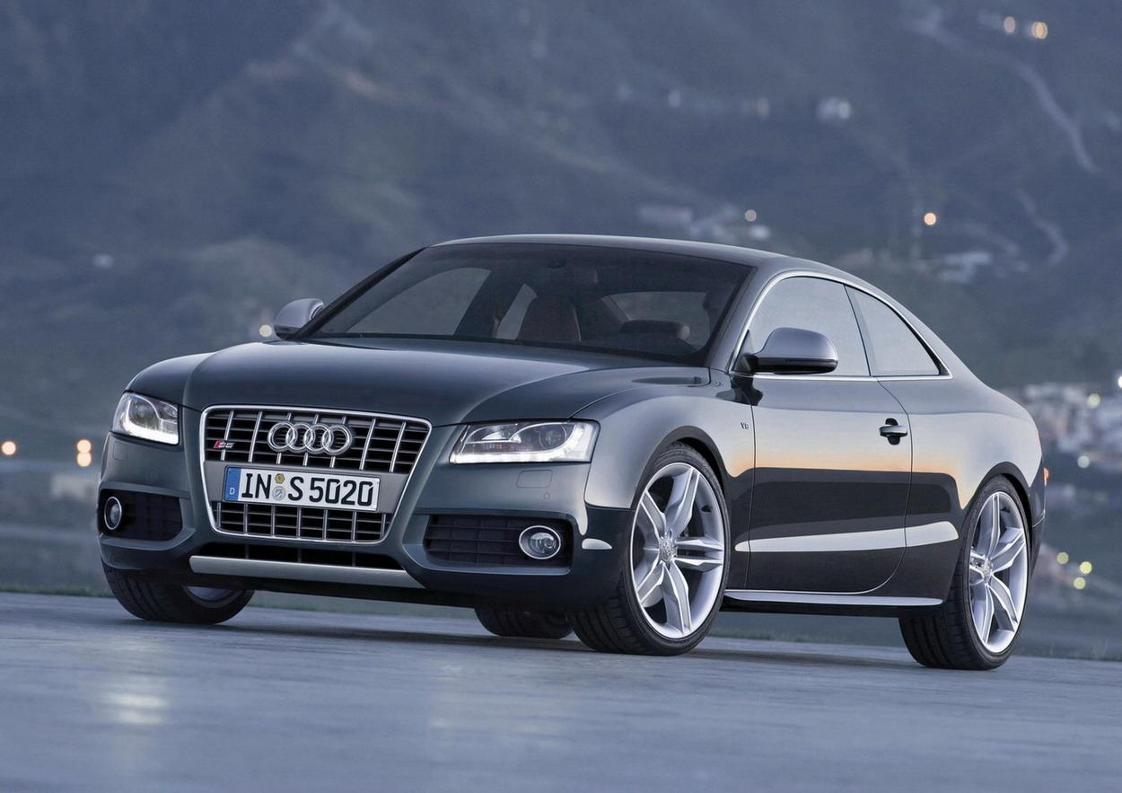 Nouvelle Audi A5 S Line