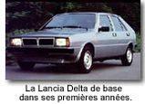 Lancia Delta HF Intégrale   Un collector en or