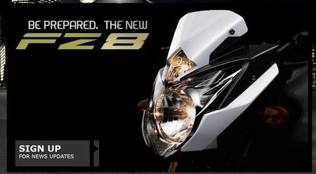 Arrivée de la Yamaha FZ8 imminente