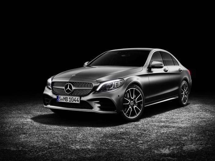 Salon de Genève 2018 - Mercedes dévoile la Classe C restylée