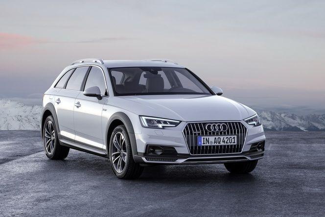 Salon de Detroit : Audi présente l'A4 Allroad