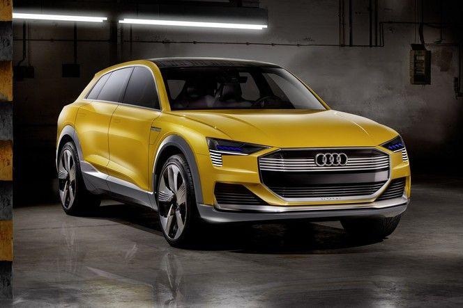 Salon de Detroit : l'hydrogène au coeur de l'Audi h-tron concept