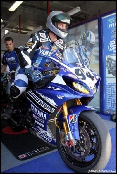 Le Team Yamaha GMT94 change de manufacturier : Au revoir Bridgestone et bonjour Michelin