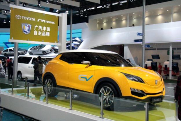 Deux nouvelles marques pour Toyota en Chine