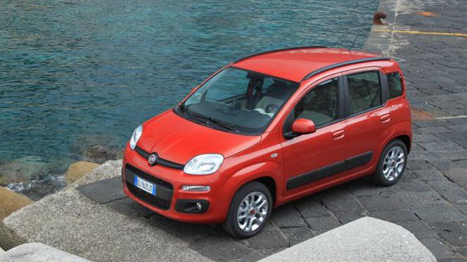 Fiat dévoile les tarifs de la nouvelle Panda