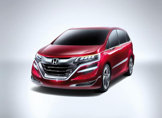 Shanghai 2013 : Honda M Concept