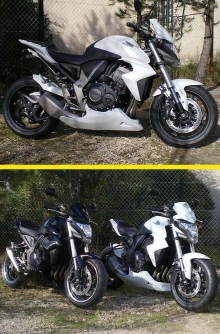 JMV Concept : Accessoires pour la Honda CB 1000R